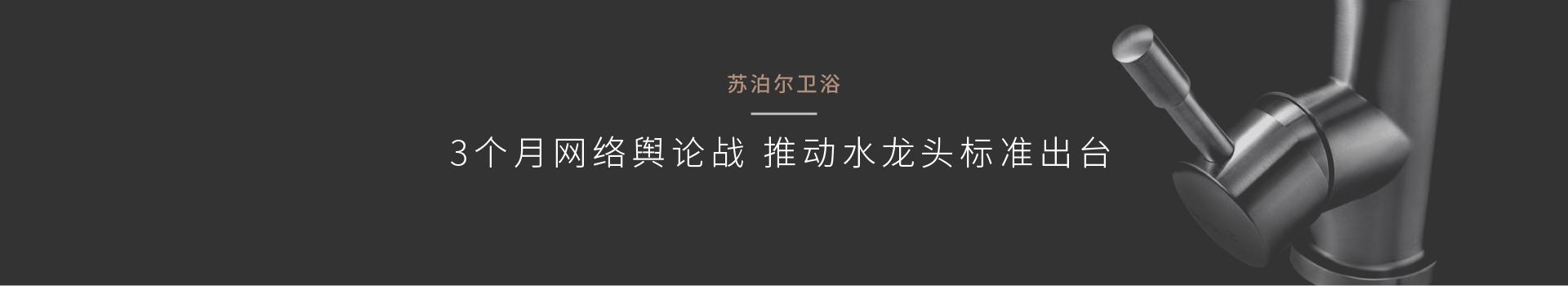 苏泊尔卫浴上海营销策划公司突破行业危机借势传播案例鼠标划过效果